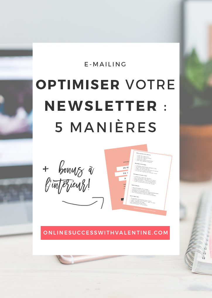 optimiser_newsletter_5_manieres